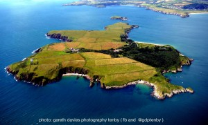 Caldey Island from the air copy_compressed