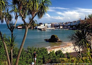 Tenby Harbour and Bay from North2_compressed